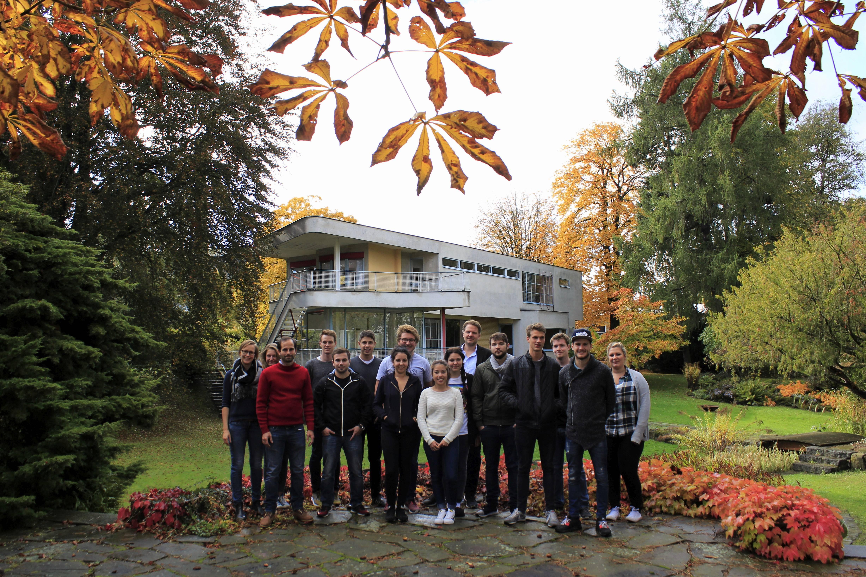 Workshop im Haus Schminke